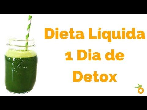 dieta liquida de emergencia 2 dias