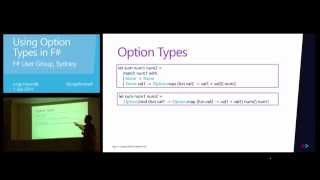 Option Types using F#