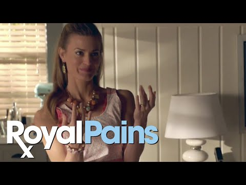 Royal Pains  Cast   The Final Season: Brooke D'Orsay