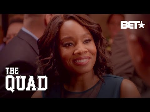 Jasmine Guy s Off Bourghetto Side As Her Character  The Quad