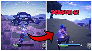 How To Go Back To The Spawn Island In Season 6 (New) Fortnite Glitches Season 6 PS4/Xbox one 2018