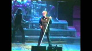Def Leppard - Gods of War live 2005