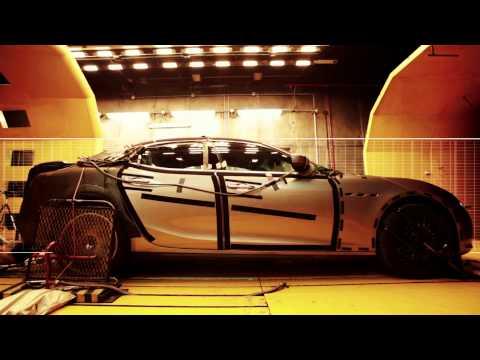 Maserati Ghibli climatic chamber