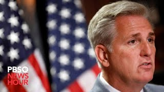 WATCH LIVE: McCarthy holds weekly news briefing