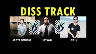 Download Video GILA !!! Diss Track Aditya Ewangga VS Saykoji VS Lilyo Indonesia MP3 3GP MP4