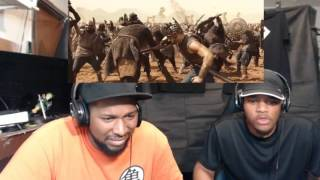 Bahubali The Beginning 2015 Reaction Epic War Scene 720p HD Reaction