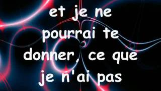 Zaho Je te Promets lyrics