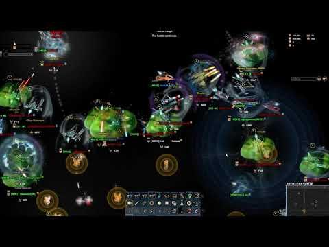 Darkorbit - GE7 Fight [Video Ends At 10:24]