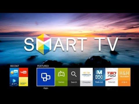 Как скачать приложение и смотреть онлайн тв Smart Hub на Samsung UE32j5205AK