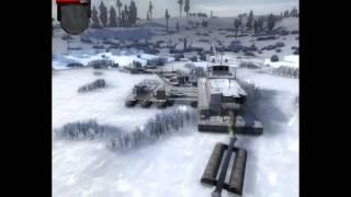 S.T.A.L.K.E.R. Зима в Зоне.Музыкальный клип.(Часть 1.Затон.)