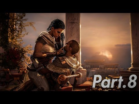 "SAZNALI SMO KO JE ""THE SNAKE"" ! Assassin's Creed Origins - Part.8"