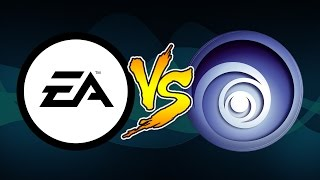 EA Vs. Ubisoft Legal Battle + PS4 Outsells Xbox 2 to 1 + Pokemon GO this Month? - The Know