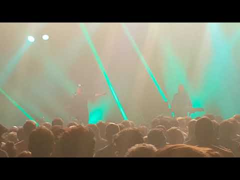 OMD-Orchestral Manoeuvres in The Dark, If You Leave + Souvenir, Le Bataclan, Paris, 12 Feb 2018