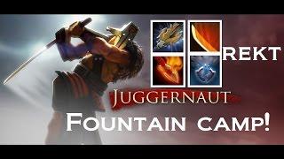 Dota 2 Ability Draft   Juggerbash 3 Hit Kills!