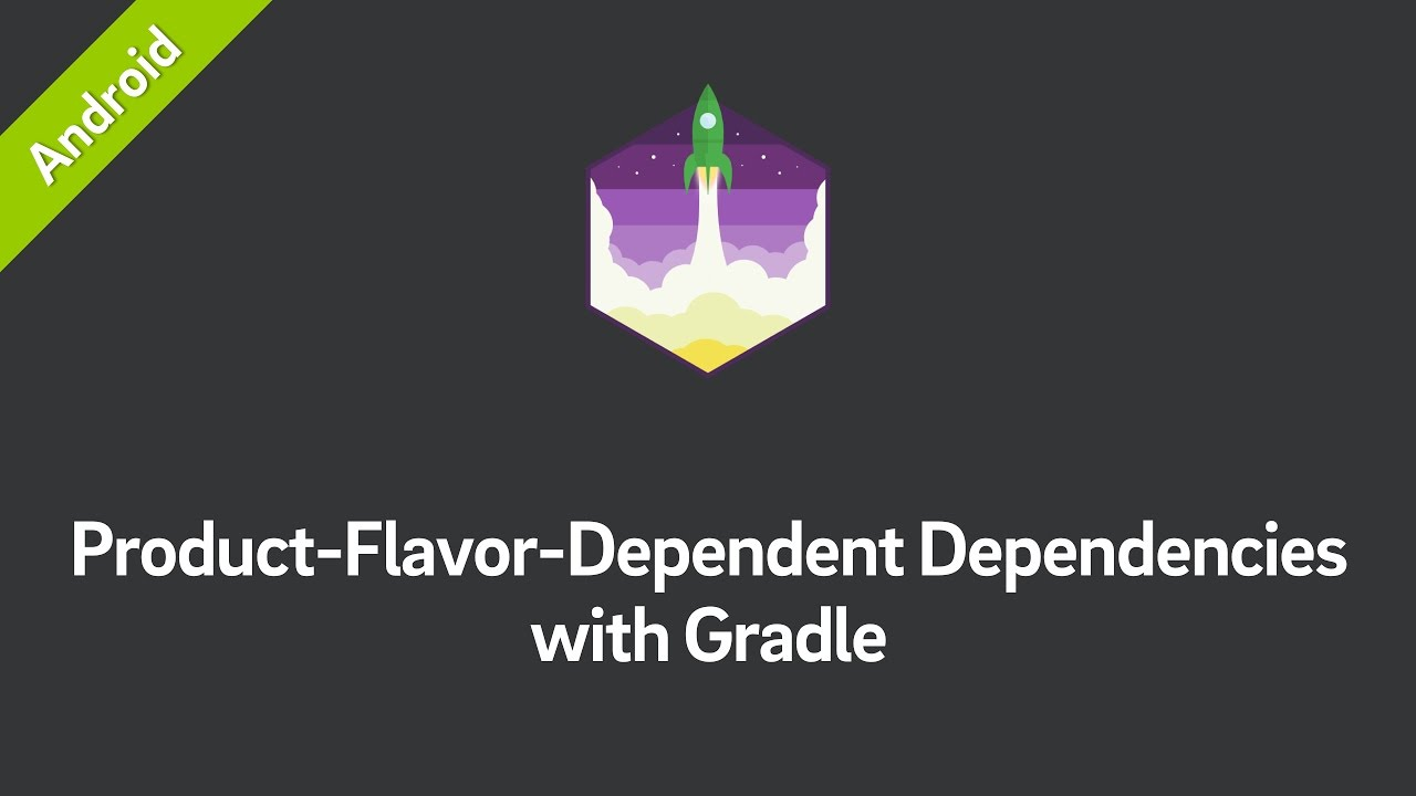 Android: How to Implement ProductFlavor-Dependent