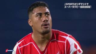 【SUPER RUGBY】第10節 チーフス vs サンウルブズ ハイライト/ Highlight for Rd.10 CHIEFS vs SUNWOLVES