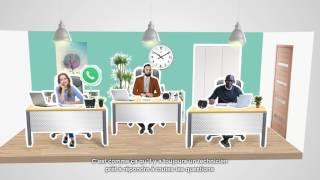 Les offres Pro Office : le groupement