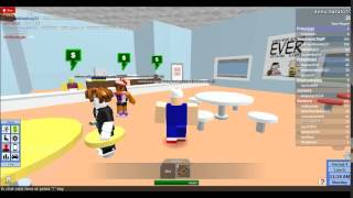going to school roblox style