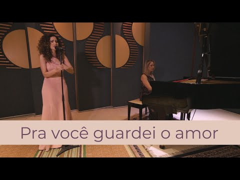 Pra você guardei o amor Nando Reis - Renata Queli