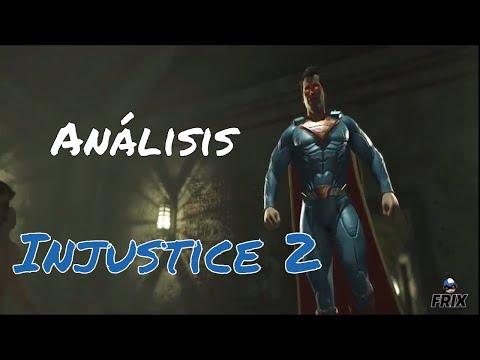 Análsis / Review Injustice 2