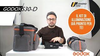 Godox Diaframma Iris SA-06 per S30 Video