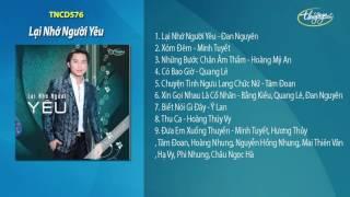 CD Lại Nhớ Người Yêu (Nhạc Vàng Muôn Thuở)
