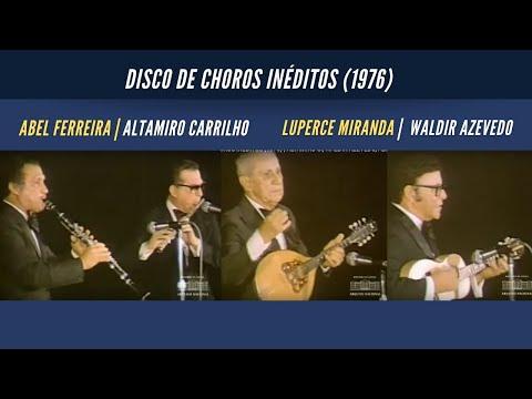 Altamiro Carrilho, Abel Ferreira, Luperce Miranda e Waldir Azevedo