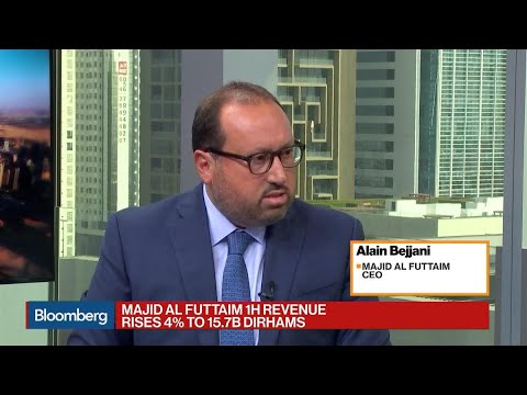 Majid Al Futtaim's Beijjani on Earnings, Qatar