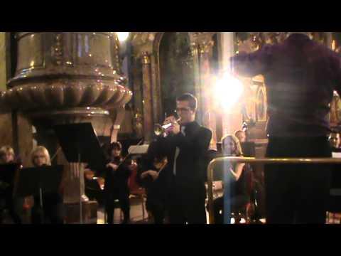 J. W. Hertel No2 Trumpet Concerto (Ádám Vörös - trumpet)