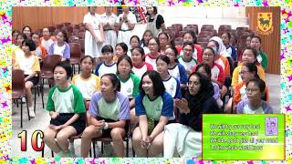 Publication Date: 2018-12-22 | Video Title: 2018-19_1A及1C同學合唱勵志歌