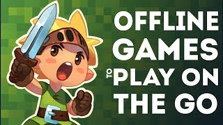 5 Amazing #Games You Can Play #Offline on #Android, #iPhone, #iPad, and #iPod Touch   AmrishGamer  