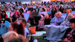 Barry Town Council - Outdoor Cinema 2013