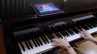星のカービィ ロボボプラネット「VS. スタードリーム」をピアノで弾いてみた