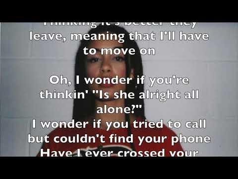 Jorja Smith- Don't Watch Me Cry Lyrics