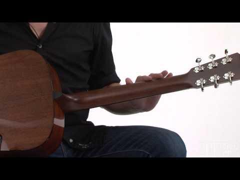 Martin D-18 Guitar Demo