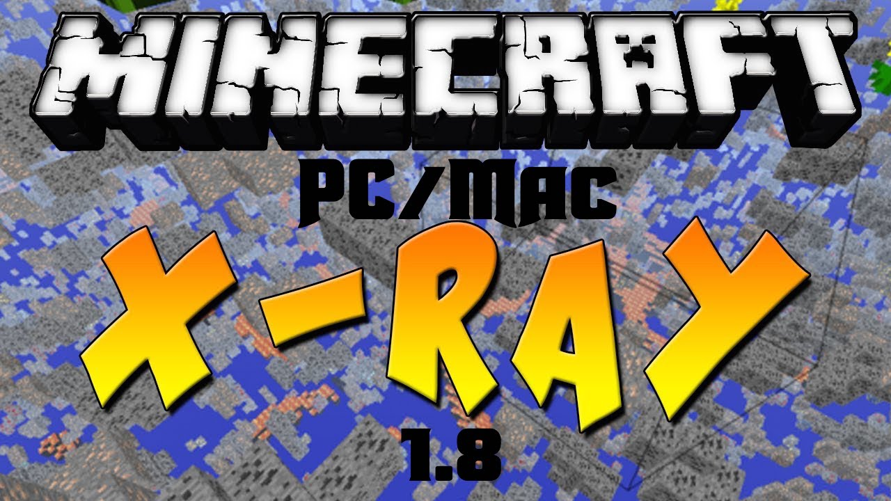 Minecraft]  Installer XRay Cheat 12.12 [AutoInstaller] [Mac/PC] [FR