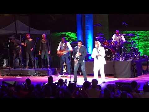 """ Caribbean Queen ""  Billy Ocean live at the Sandia Casino 8-15-17"