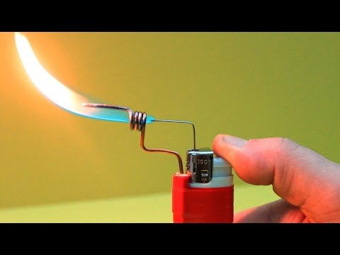 Thumbnail: 3 Simple Life Hacks with Lighters