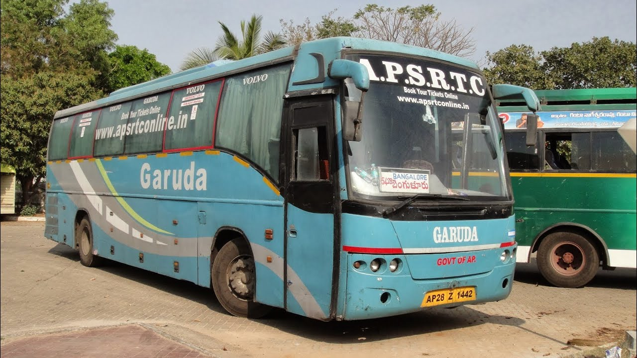 garuda bus stops in bangalore dating