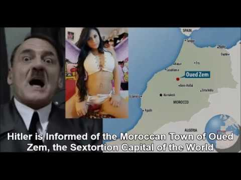 Hitler is Informed of the Moroccan Town of Oued Zem, the Sextortion Capital of the World
