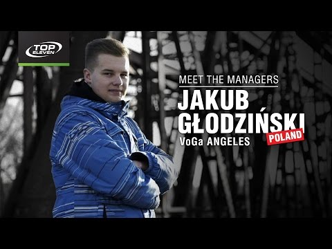 Meet The Managers #3 | Jakub from Poland | Top Eleven