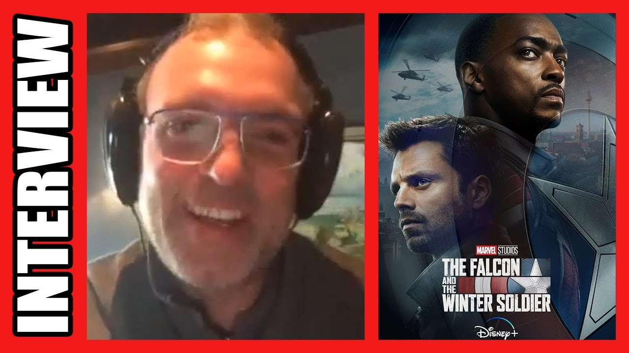 Scoring Marvel's THE FALCON AND THE WINTER SOLDIER with composer Henry Jackman - Exclusive Interview