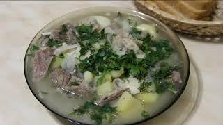 Бешбармак ( Простое и очень вкусное блюдо ! )