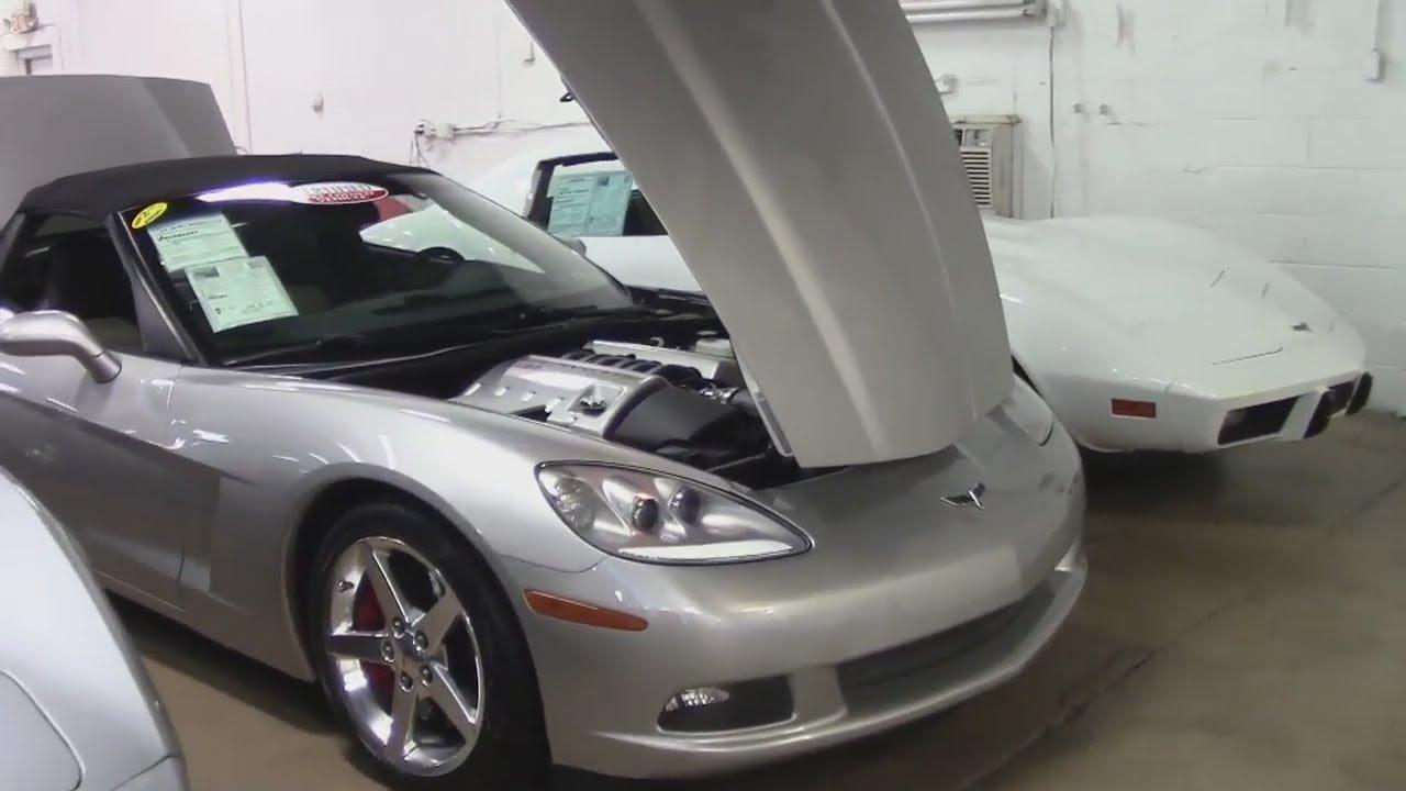 2008 corvette 4lt convertible custom