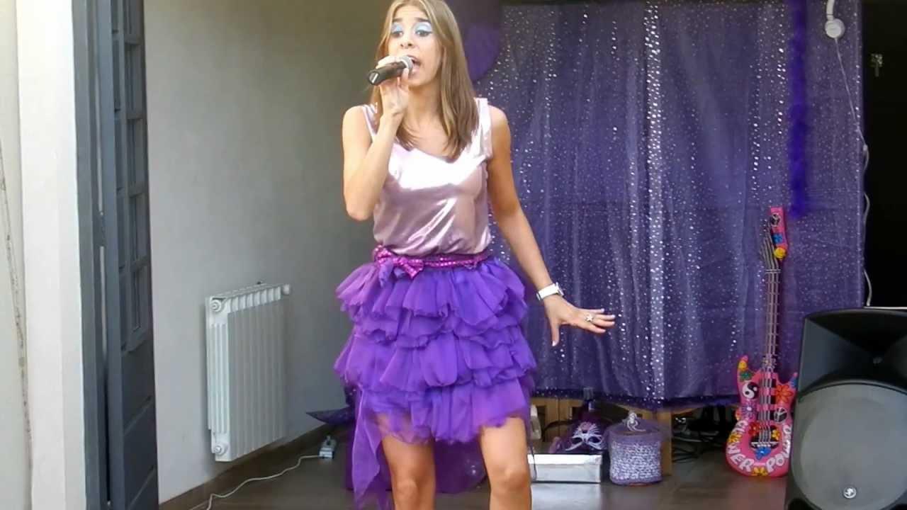 YouTube En MI Mundo Violetta