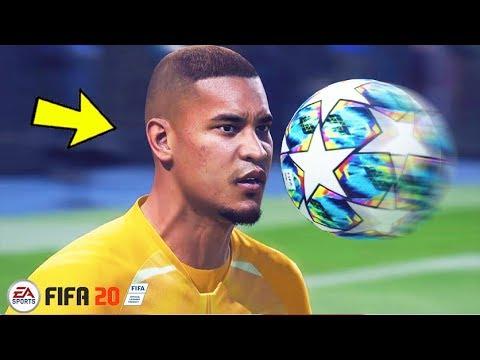 FIFA 20 FAILS - Funny Moments #4 (Random Fails & Bugs Compilation)