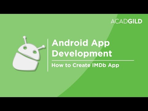 Android Project Tutorial