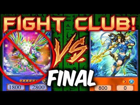 Yugioh Fight Club FINALE - FAIRY RITUALS vs ATLANTEANS (Competitive Yugioh) S2E13