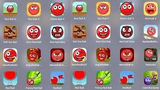 Red Ball 3,Red Ball 4,Plants Ball 4,Red Ball 5,Roll The Ball,Red Ball Tales,New Red Ball,Frenzy Ball