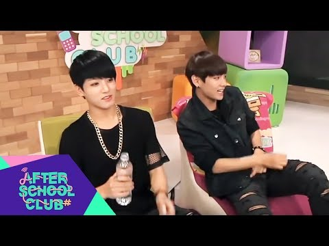 [After School Club] Behind-Scnese of BTS special (방탄소년단 스패셜 비하인드 신)